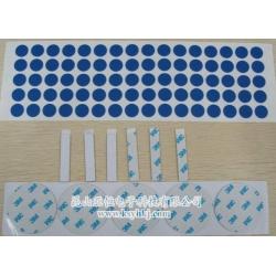 聚酰亚胺胶带模切 昆山双面胶冲型